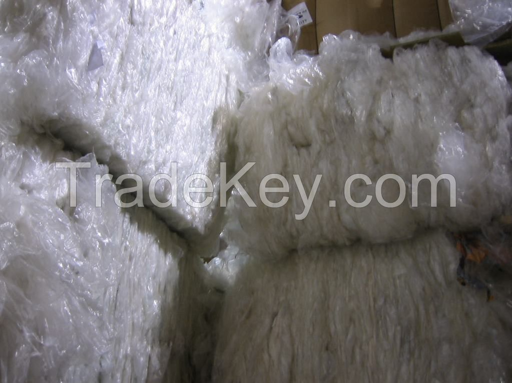 Recycled LDPE film Scrap in bale