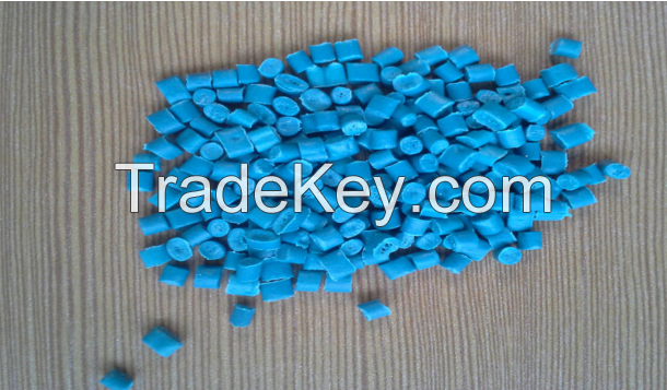 Plastic HDPE resin High Density Polyethylene granules virgin
