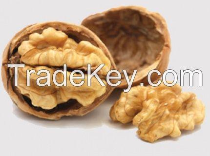 2017 new crop light color walnut kernels