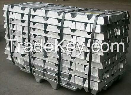 High Quality Pure zinc Ingot 99.995%
