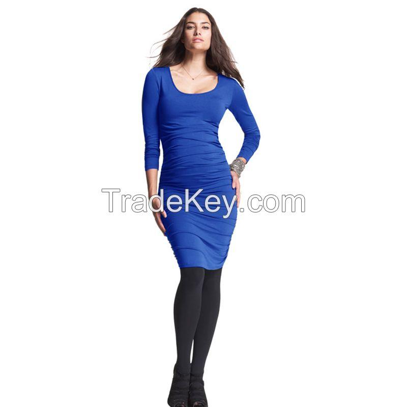 Maternity Dress Evening dress for Pregnant Women, knitting dress