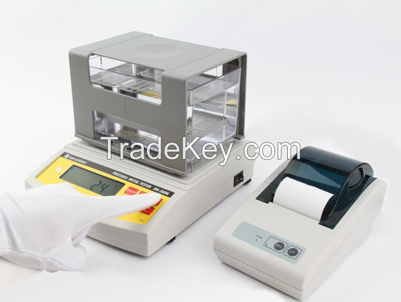 China Original Factory Electronic Gold Testing Machine Price DH-300K
