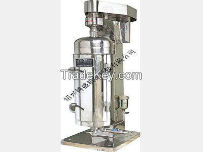 water ink tubular centrifuge GQ105RS