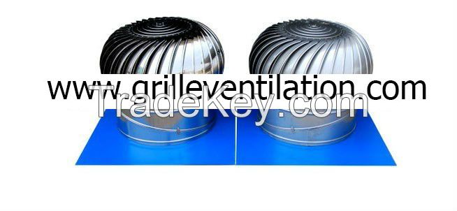 Roof Turbine Ventilation