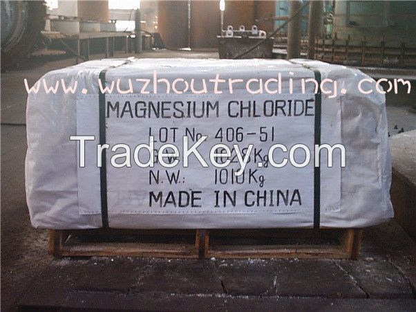 magnesium Chloride Anhydrous Block