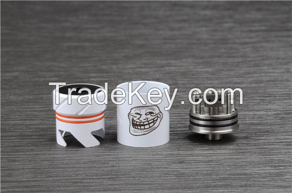2015 Newest Electronic Cigarette, Hottest RDA TROLL ATOMIZER