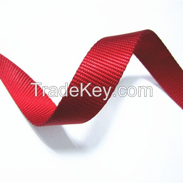 durable Nyon webbing for dog collar and leash