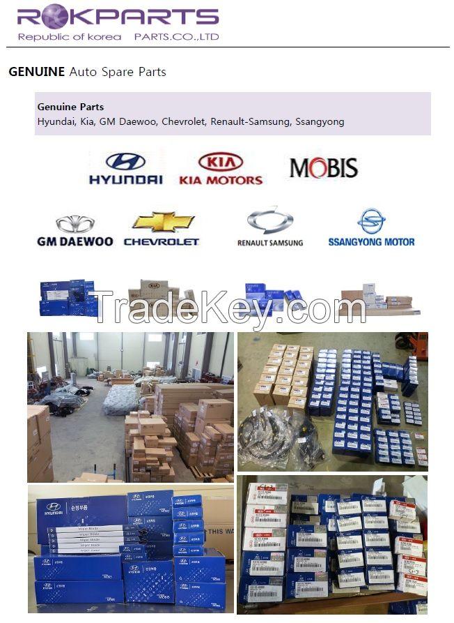 Korean Spare Auto Parts - Genuine