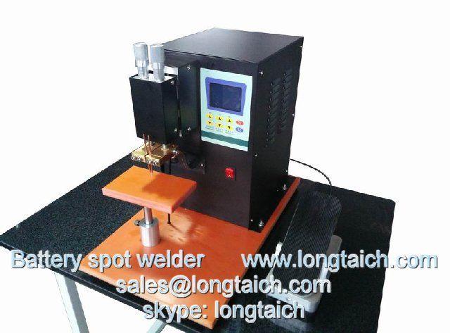 LTC-F2000 Battery Spot Welder for 18650 Battery Pack