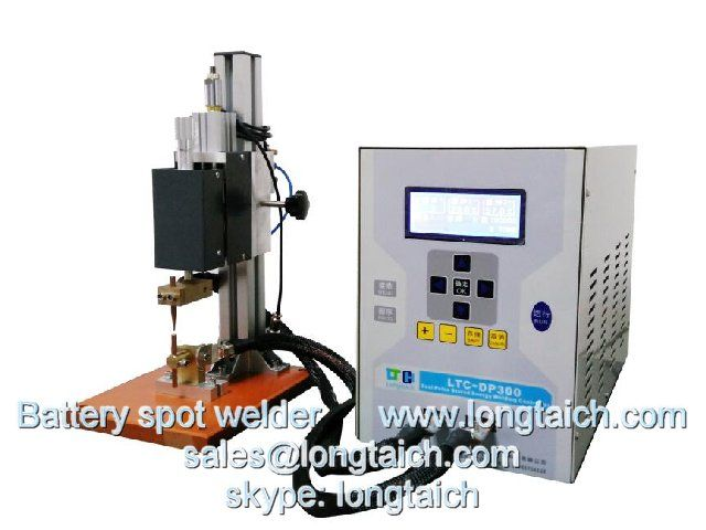 Micro Spot Welder for Small Wires and Thin Metal Sheet LED Lights Wires Welidng