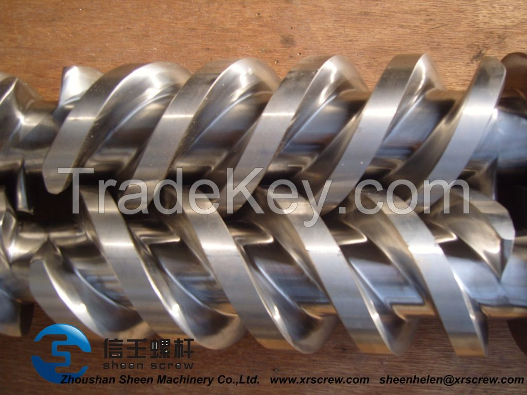 Cincinnati Konos50 Conical Twin screw