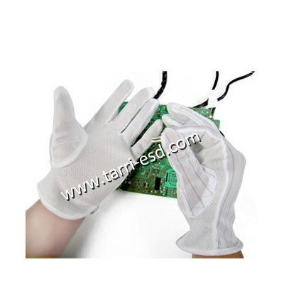 ESD Gloves (Dotted)