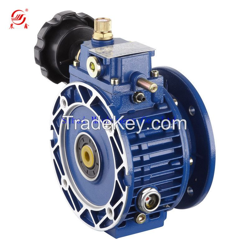 UDL series planet cone-disk stepless speed variator