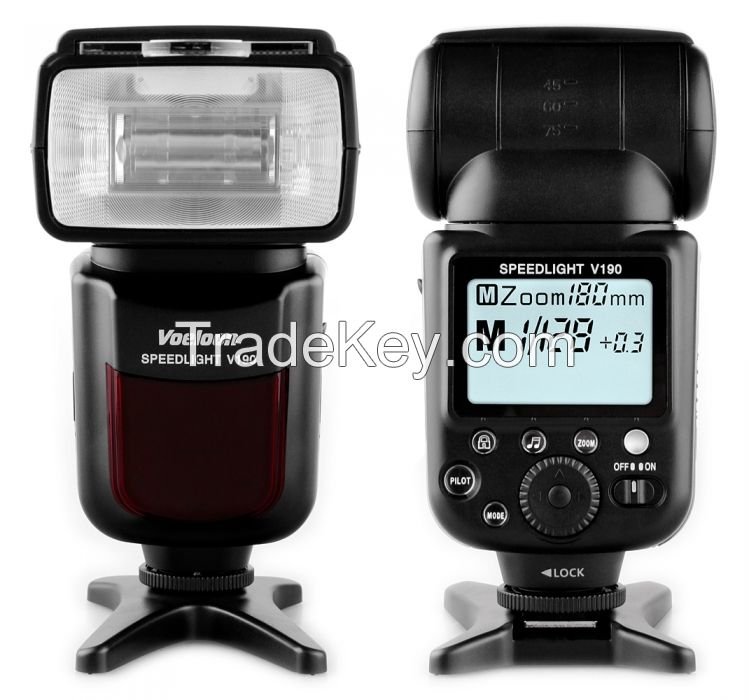 for Canon Nikon TTL Flash 331EX