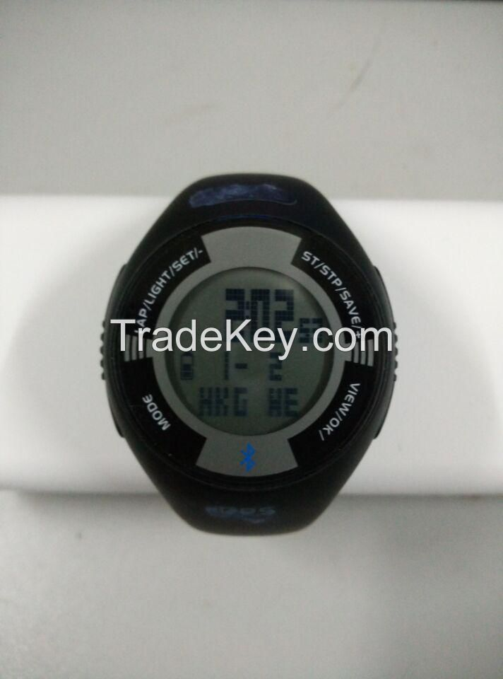 GPS Bluetooth Watches