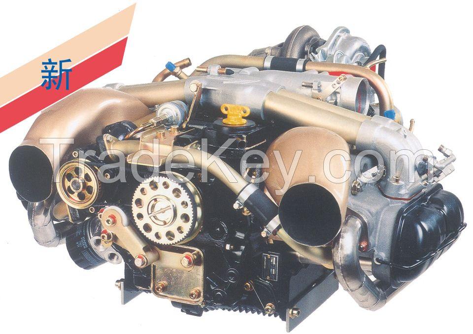 Limbach L2400DTX 118kW(160hp)/3000rpm, 86kg