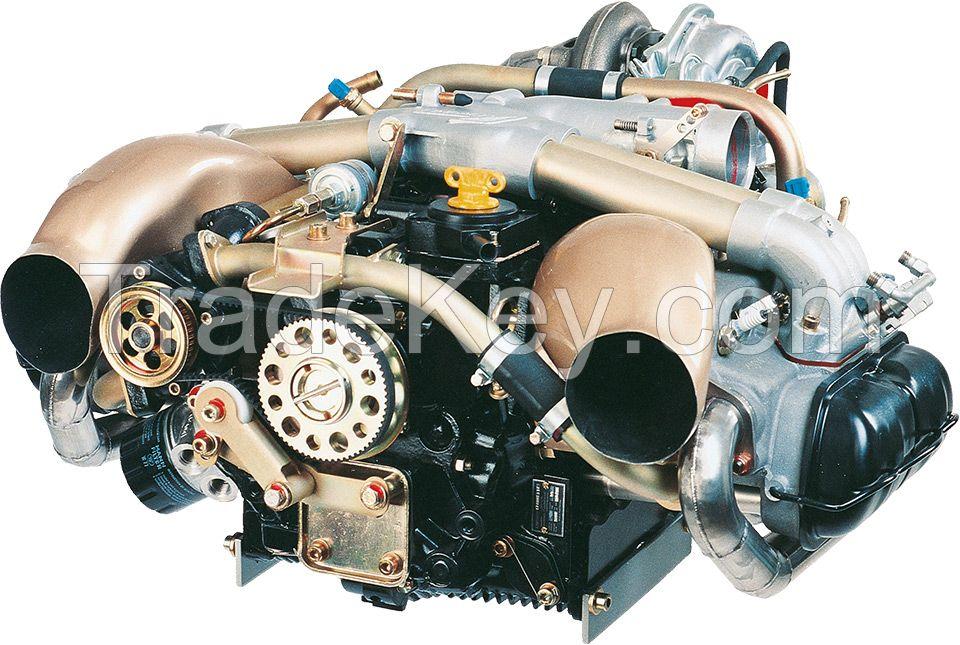 Limbach L2400DT 96kW(130hp)/3000rpm, 86kg