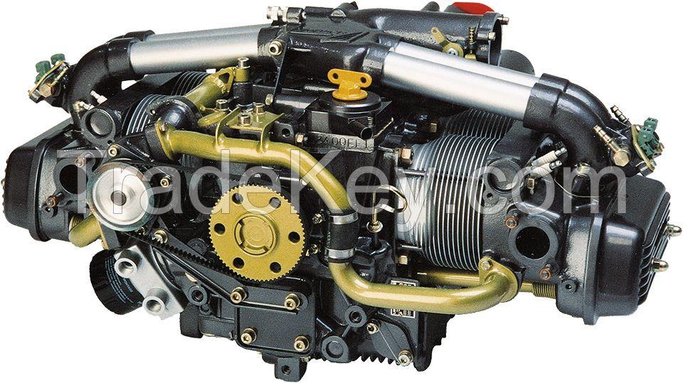 Limbach L2400DFi 74kW(100hp)/3000rpm, 76kg