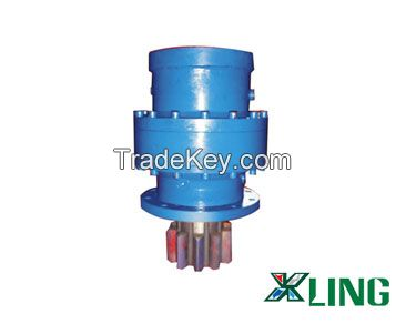 The Rotary Speed Reducer