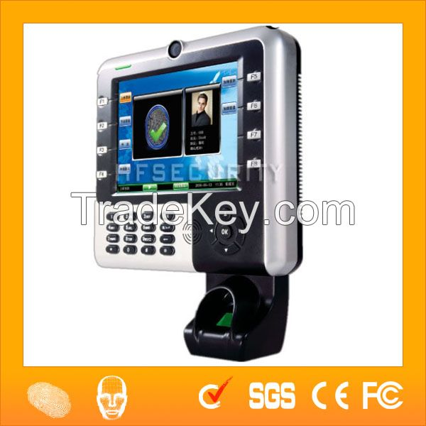 ZKTeco Biometric iclock2500 Punch Finger Time Attendance Machine