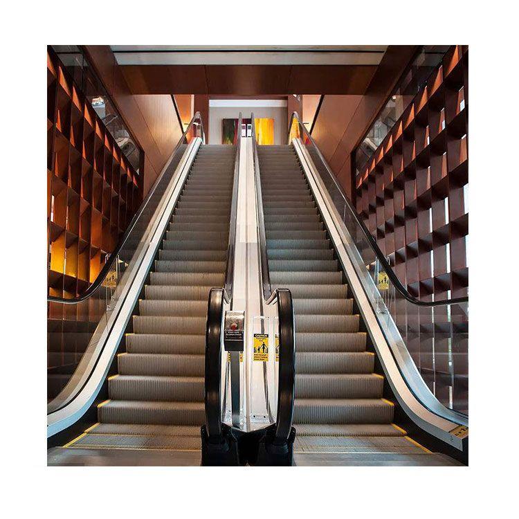 Indoor and Outdoor Escalator