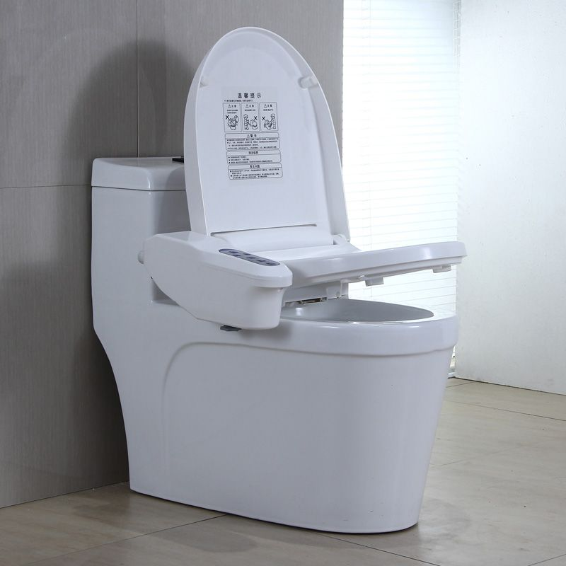 Electrical intelligent smart control toilet seat