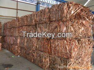 Scrap copper wire