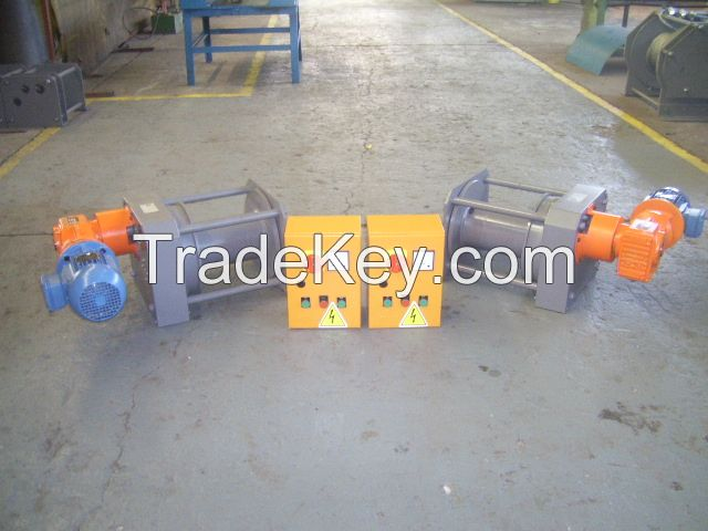 CES Winches