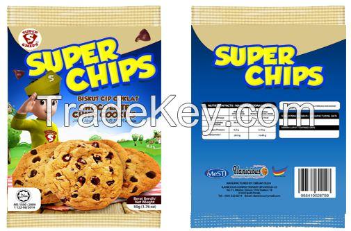Super Chips Cookies 50 gsm