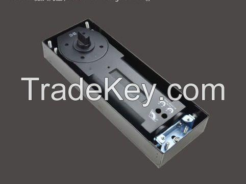 Durable Heavy duty Zhiheng floor spring, glass hardware
