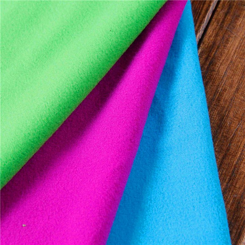 Polar Fleece for Garment 100% Polyester