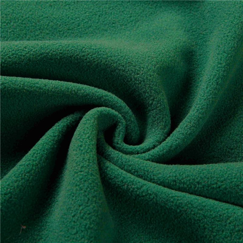 Polar Fleece Fabric with Anti-Pilling