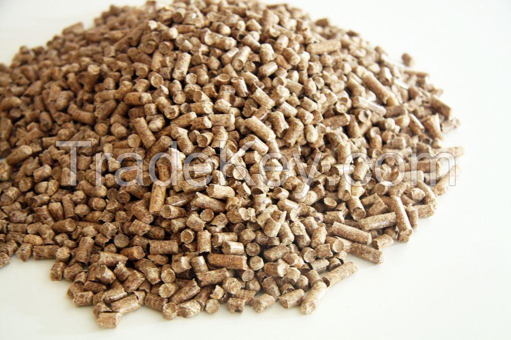 Wood pellets DIN+ Standard