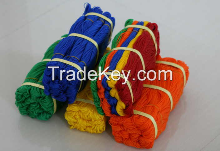 PE twine for fishing/ 380D SIZE 1.5MM--3.5MM/colored rope/fishing line/made in china