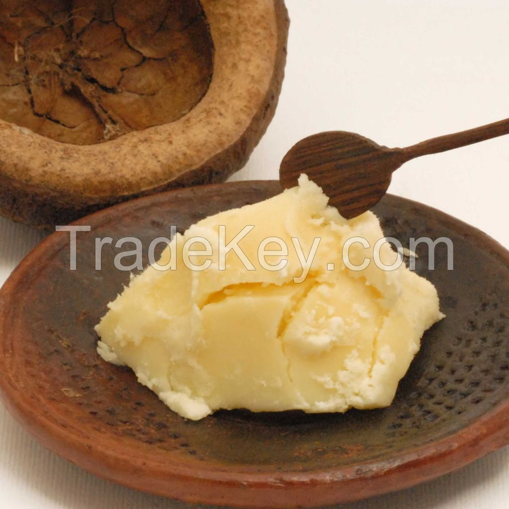 Pure Unrefined Shea Butter For Sale And Export