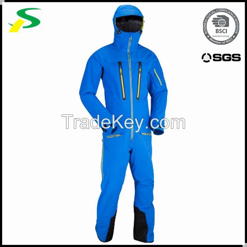 Outdoor ski jacket, sportswear style waterproof jacket,