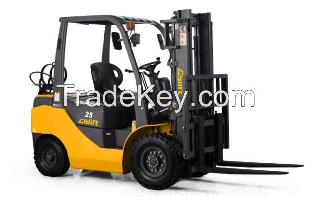Gasoline LPG Forklift Truck2.0t/2.5t/3.0t/3.5t