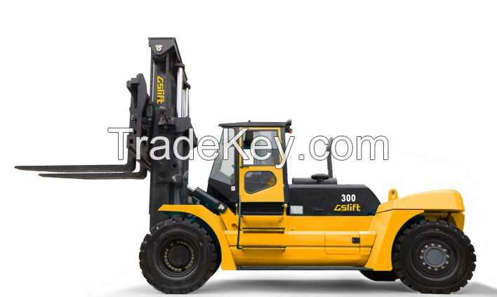 Diesel Forklift Truck with Imported Engine 3.5 Ton