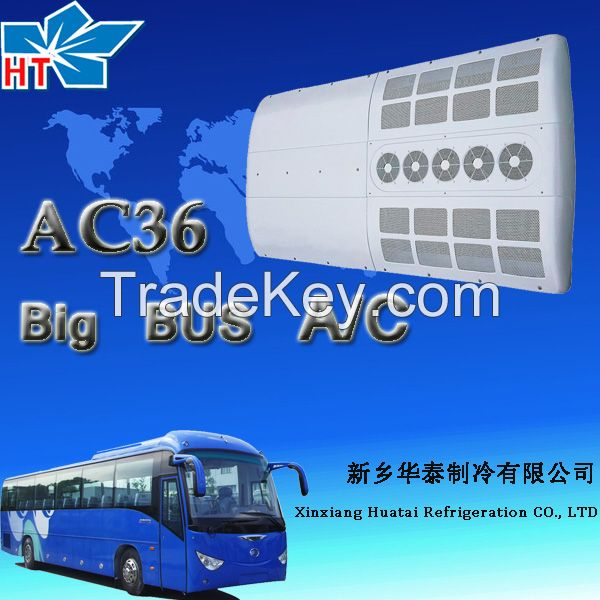 Bus air conditioner AC36