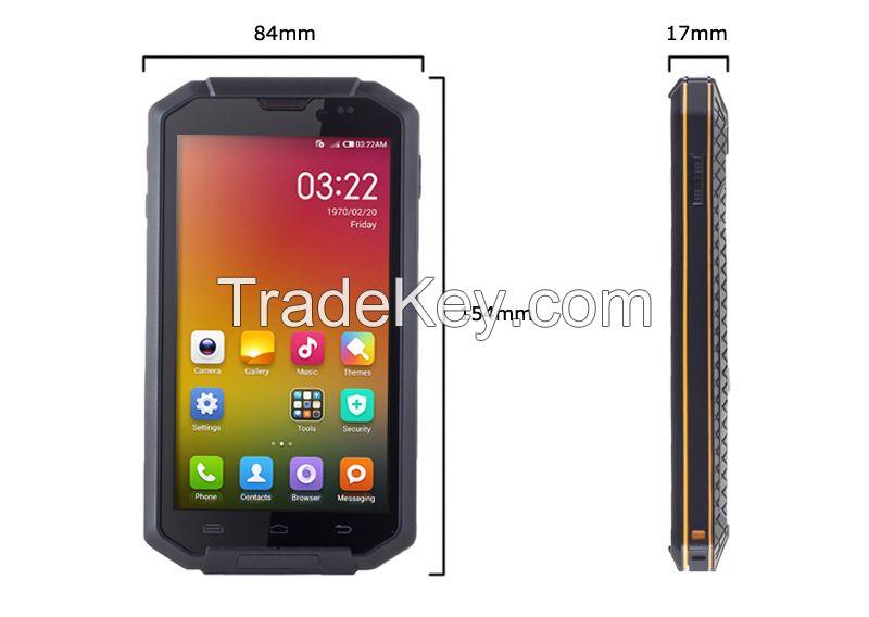 5.0 inch quad core ip67 Cruiser BP25 android dual sim reggued samrtphone
