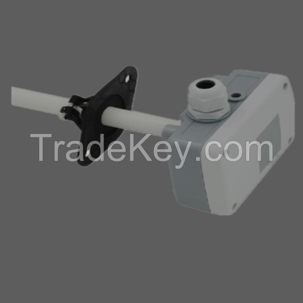 Wide-range power supply (15v-30v) anemometer hot wire