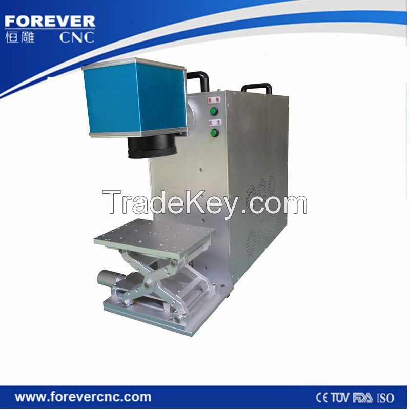 China Philicam portable fiber laser marking machine