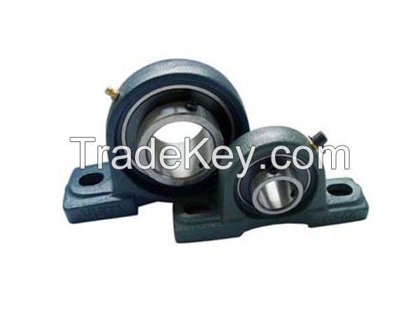 Pillow block bearings