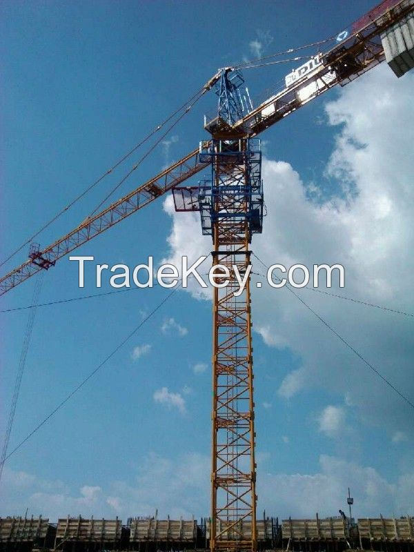 tower crane, construction hoist