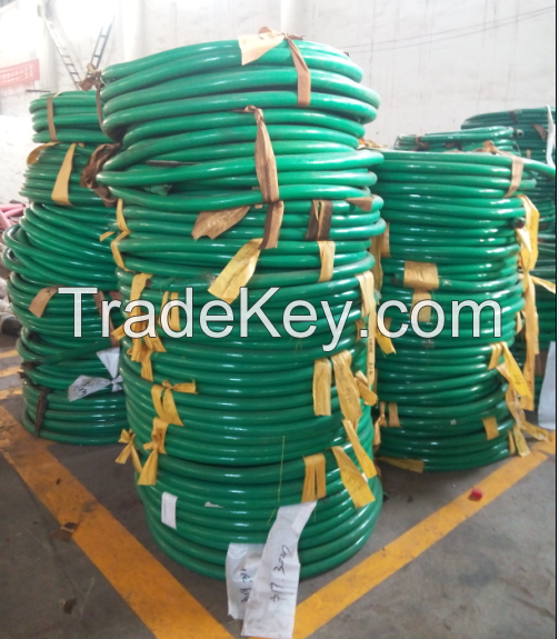 GNG high-pressure fire-resistant and heat-insulation and BOP hydraulic control hose assembly