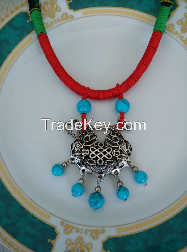Necklace With Longevity Lock