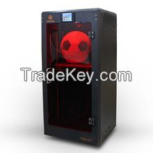 Made in china 3d printer large build size 200*200*200mm/300*300*300mm/400*400mm
