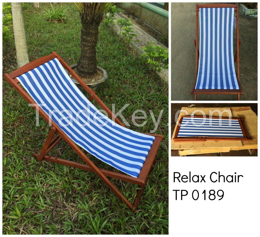 Beach chairs - beach furniture - outdoor furniture - deck chair