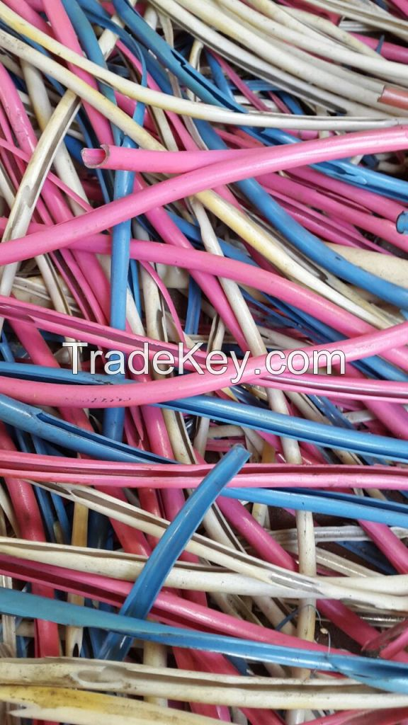 Used plastic insulation for sale and recycling