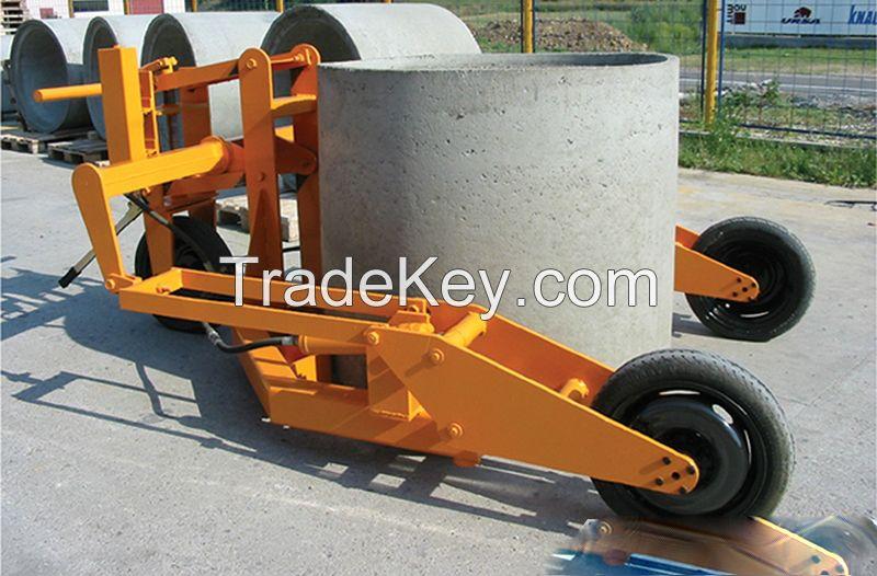 Concrete pipe machine SUMAB
